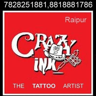 Crazy Ink Tattoo and piercing SUrat