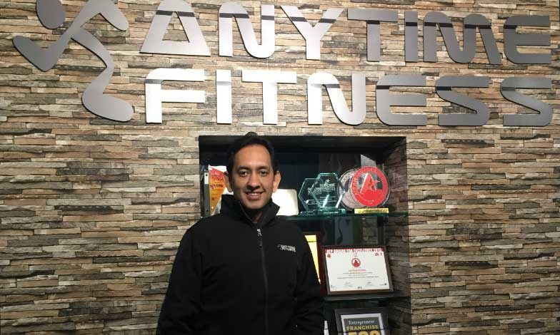 ANytime Fitness Gym Ahmedabad