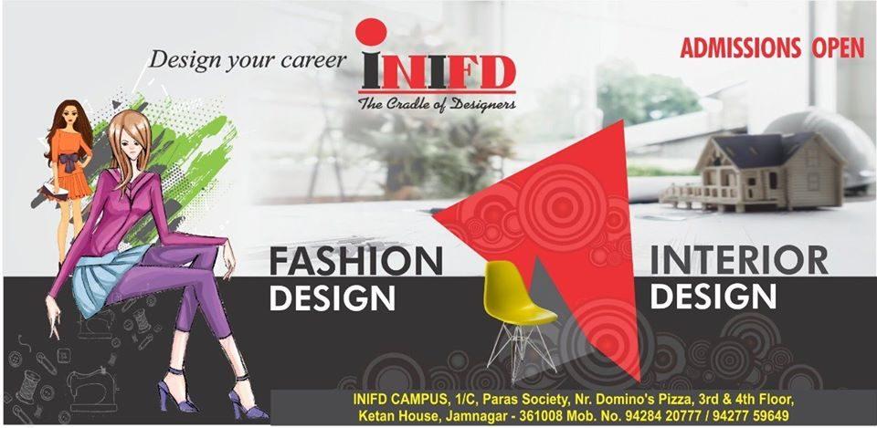 iNIFD Jamnagar Fashion Designer Classes Gujarat