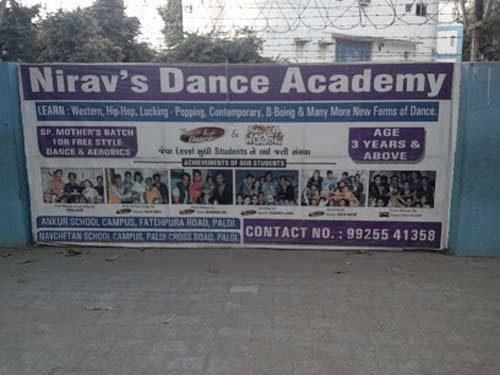 Nirav Dance Academy Ahmedabad
