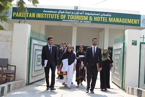 Pakistan Institute of Tourism & Hotel Management in Karachi