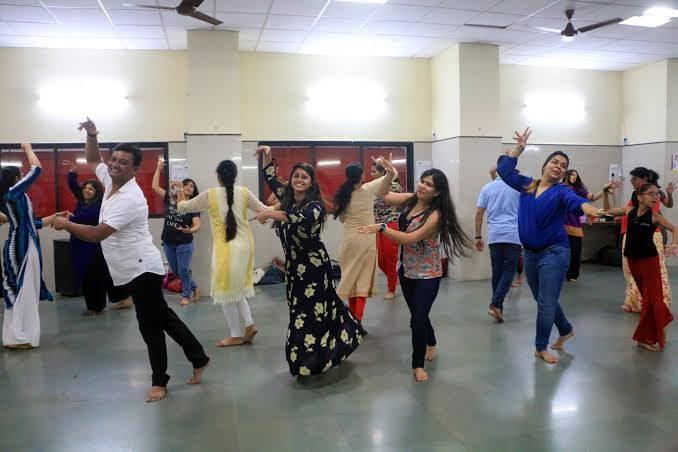 Janjar Garba classes in Katargam, Surat