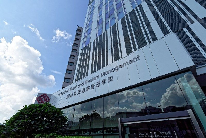 School of Hotel and Tourism Management study in Hong Kong