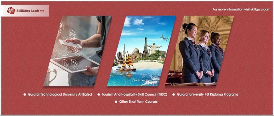 Journalism & Tourism Courses - SkillGuru Academy Ahmedabad