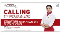 Frankfinn Institute of Air Hostess Training India