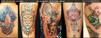 Inks n Needles Tattoo Studio in Mumbai