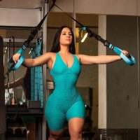 Top 100 Indian Girls Gym Workout Point