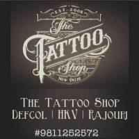 The Tattoo Shop - Hauz Khas Village
