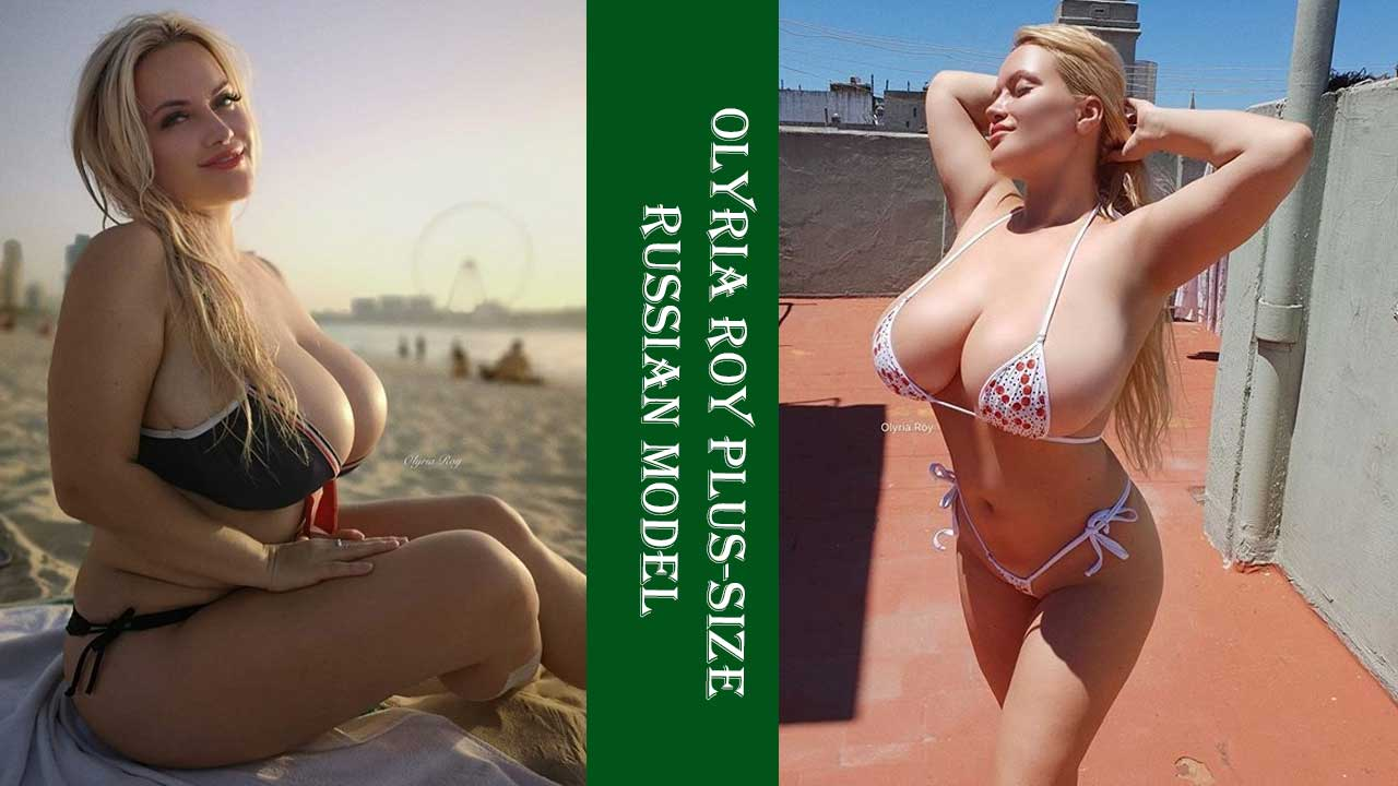 Curvy Model Olyria Roy Latest HD Photo Gallery
