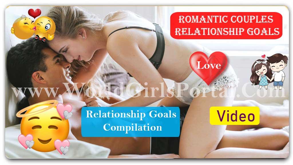 Romantic Couple Goals love ♥ infinite kissing ❤️ #8 WGP 👫 USA Couple Compilation