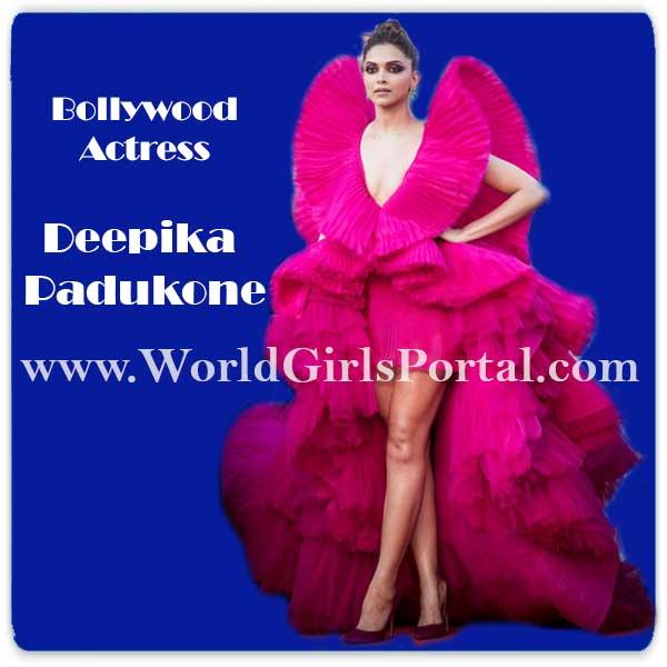 Deepika Padukone Bollywood Most Beautiful Actress HD Picture